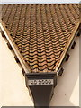SY6790 : Poundbury: Brownsword roof detail by Chris Downer