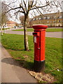 SY6989 : Dorchester: postbox № DT1 81, South Court Avenue by Chris Downer