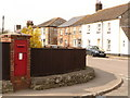 SY7090 : Dorchester: postbox № DT1 44, Ackerman Road by Chris Downer