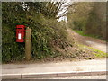 SY7090 : Dorchester: postbox № DT1 196,  St. George's Road by Chris Downer