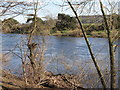 NY9864 : The River Tyne below Corstopitum by Mike Quinn