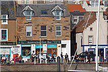 NO5603 : Anstruther Fish Bar by John Allan