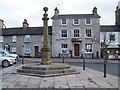 SD4981 : Market Cross, Milnthorpe by Maigheach-gheal