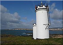 NT4999 : Elie Ness Light by John Allan