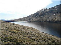 NN6039 : Lochan na Lairige by Russel Wills