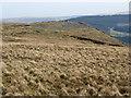 SS8692 : Scar, Mynydd Pwll-yr-Iwrch (formerly Mynydd Bach) by eswales
