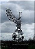 SK1814 : RAFA Memorial, NMA by Rob Farrow