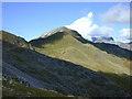 NN1665 : Eastern slopes of Sgùrr an Iubhair by Nigel Brown