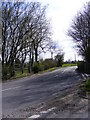 TM2565 : A1120 Several Road, Saxtead by Adrian Cable