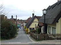 TL7835 : Castle lane by Keith Evans