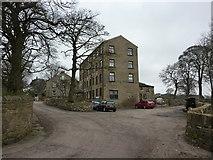 SE1223 : Barker Royd Mill by Alexander P Kapp