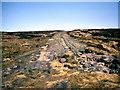 SD9717 : Roman Road, Blackstone Edge by David Dixon