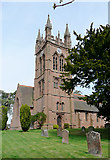 SO8286 : The Church of St Mary the Virgin, Enville, Staffordshire by Roger  Kidd