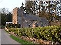 ST4995 : St Deiniol's church, Itton by Ruth Sharville