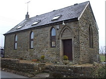 NY1035 : Chapel converted into a dwelling, Tallentire by John Lord