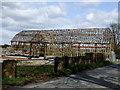TL6212 : Barn undergoing conversion Good Easter by PAUL FARMER