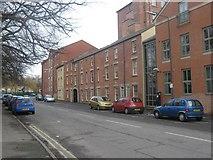 SK3436 : Bridge Street, Derby by Eamon Curry