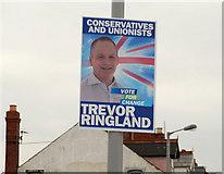 J3774 : Election posters, East Belfast 2010-3 by Albert Bridge