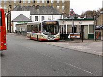 SD8122 : Rawtenstall Bus Station by David Dixon