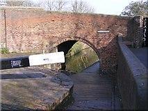 SO9199 : Littles Lane Bridge by Gordon Griffiths
