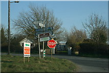 N7342 : Another cornucopia of signage by Sarah777