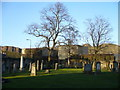 NT2672 : View from Newington Old Burial Ground, East Preston Street by kim traynor