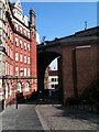 NZ2563 : The Side, Newcastle upon Tyne by hayley green