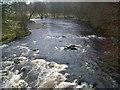 SD6389 : River Rawthey by Maigheach-gheal
