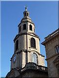 SO8455 : St Nicholas Church by Richard Greenwood