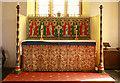 TF9624 : St Helen, Gateley, Norfolk - Altar by John Salmon