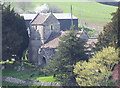 ST7469 : St Mary Magdalene, Langridge, Somerset. by Rick Crowley