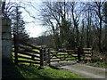 SN0025 : Entrance to Wallis Mill by ceridwen
