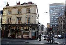 SJ3490 : The Lion Tavern by Glyn Baker