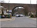 SK0673 : Railway Arch by David Dixon