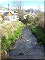 SX0364 : Stream at Lamorick by Rod Allday