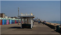 TQ2704 : Western Esplanade, Hove, Sussex by Peter Trimming