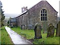 NY7801 : St Mary's Church, Outhgill by Maigheach-gheal