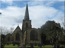 SK3442 : Saint Alkmunds Church, Duffield, Derbyshire by Eamon Curry