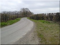 N9742 : More Bends in the Road by C O'Flanagan