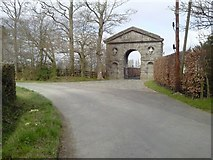N9642 : Gateway, Dolly's Grove, Co Meath by C O'Flanagan