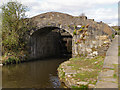 SD8810 : Rochdale Canal, Bridge 65 by David Dixon