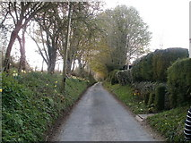ST7681 : Old Sodbury, Hill Lane by Mike Faherty