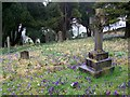 SD2677 : Graveyard, The Church of St Michael and the Holy Angels by Maigheach-gheal