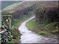 SD2677 : Footpath, Pennington by Maigheach-gheal