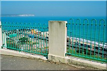 SZ5881 : Shanklin, East Cliff Promenade by Roger Templeman
