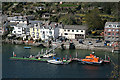 SX1251 : Fowey: lifeboat station by Martin Bodman