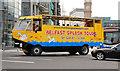 J3474 : Amphibious bus, Belfast (2) by Albert Bridge