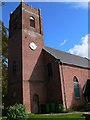 SJ4329 : Cockshutt Church by Eirian Evans