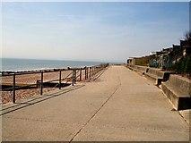 TQ7306 : Promenade to Cooden by Paul Gillett