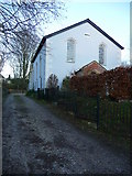 SU2937 : Middle Wallop - Converted Chapel by Chris Talbot